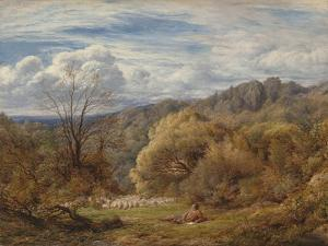 Contemplation by John Linnell