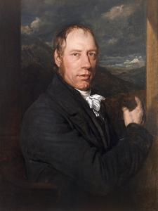 Richard Trevithick, English Engineer and Inventor, 1816 by John Linnell