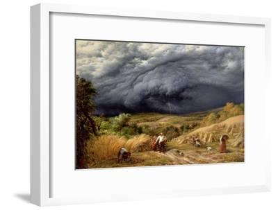 Storm in Harvest, 1856