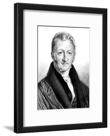 Thomas Robert Malthus, English Economist and Clergyman