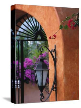 Adobe House Entry, Puerto Vallarta, Mexico