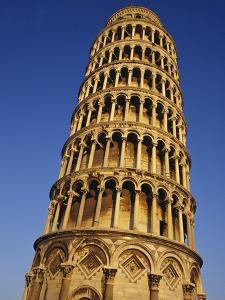 Leaning Tower of Pisa by John & Lisa Merrill
