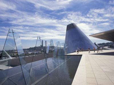Museum of Glass, Tacoma, Washington, USA