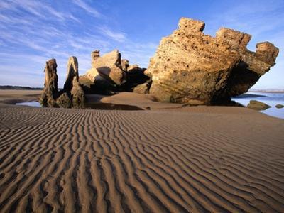 Ruins of Bordj El Berod in Essaouira