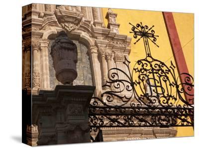 Wrought-Iron Gate, Guanajuato, Mexico