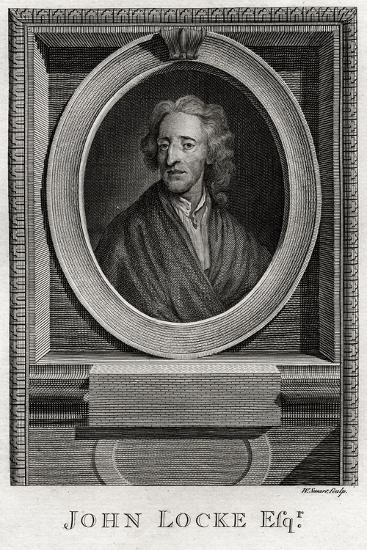 John Locke, 1775-W Smart-Giclee Print