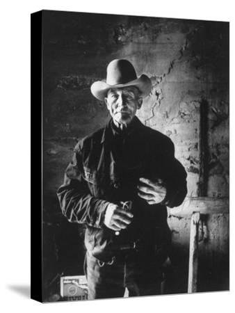 Raymond Holt, an Arizona Bachelor Cowboy for 57 Years