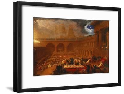 Belshazzar's Feast, 1820