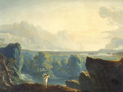 Clytie, 1814 by John Martin