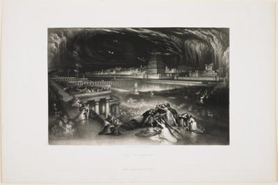 Fall of Babylon, 1826 by John Martin