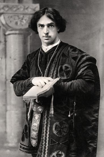John Martin Harvey (1863-194), English Actor, 1907- Ellis & Walery-Photographic Print