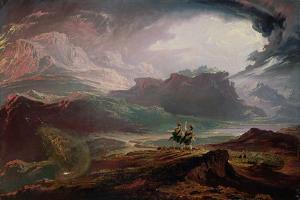 Macbeth, C.1820 by John Martin