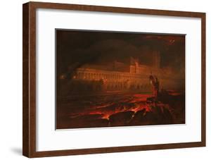 Pandemonium, 1841 by John Martin