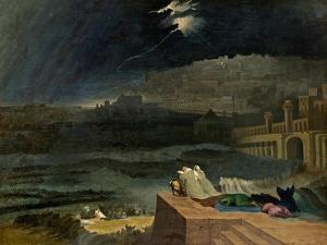 Repentance of Nineveh, c.1840 by John Martin