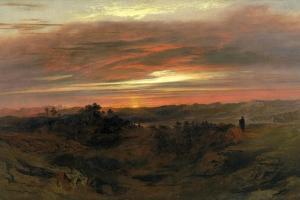 Solitude, 1843 by John Martin