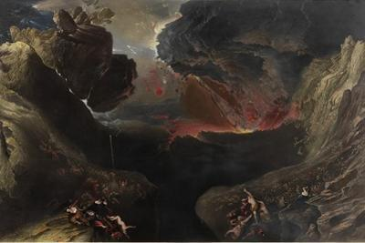 The Great Day of His Wrath, C.1851-53