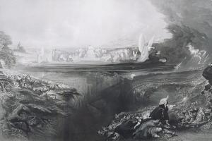 The Last Judgement, Engraved by Charles Mottram (1807-76) Pub. by Thomas Mclean, 1856 by John Martin