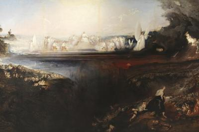 The Last Judgement by John Martin