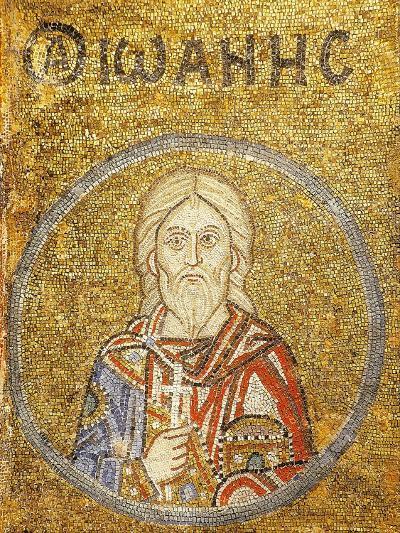 John, Martyr of Sebaste--Giclee Print