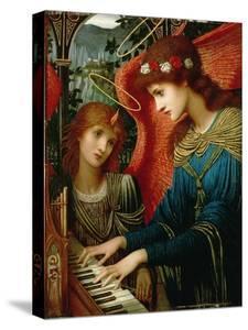 St. Cecilia, 1896 by John Melhuish Strudwick