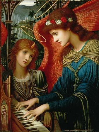 St. Cecilia, 1896