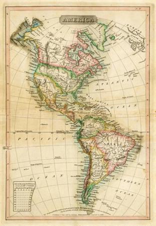 America, c.1820