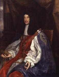 King Charles II by John Michael Wright