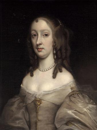 Mary Bagot, Countess of Dorset, C.1670