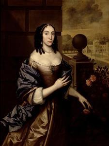 Mary, Duchess of Buckingham by John Michael Wright