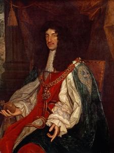 Portrait of Charles II (1630-85) C.1660-65 by John Michael Wright