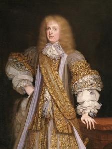 Sir John Corbet of Adderley, C.1676 by John Michael Wright