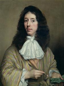 Sir William Bruce (C.1630-1710), C.1664 by John Michael Wright