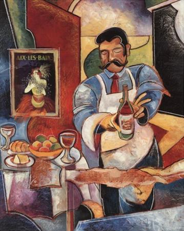 Restaurante Palio Rosso by John Milan