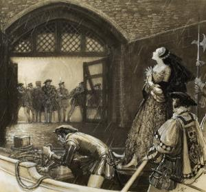 Ann Boleyn by John Millar Watt