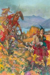 Childe Harold's Pilgrimage by John Millar Watt