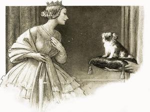 So That's Why, Looty Was a Pekingese by John Millar Watt