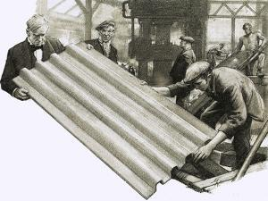So That's Why, We Have Corrugated Iron by John Millar Watt