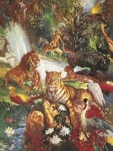 The Garden of Eden by John Millar Watt