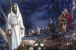 The Garden of Gethsemane by John Millar Watt