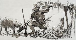 What Really Happened: the Real Robinson Crusoe, 1964 by John Millar Watt