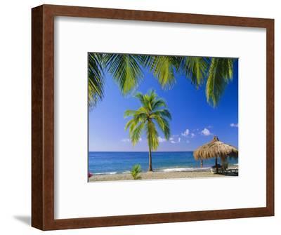 Anse Chastenet Beach, St. Lucia, Caribbean, West Indies