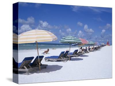Beach, Longboat Key, Sarasota, Florida, USA