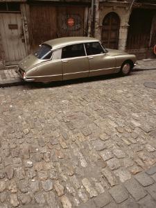 Citroen D.S. Orleans, France by John Miller