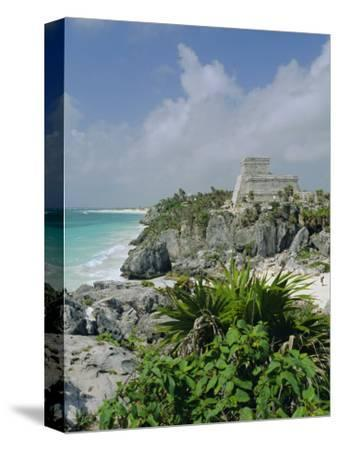 Mayan Archaeological Site, Tulum, Yucatan, Mexico, Central America