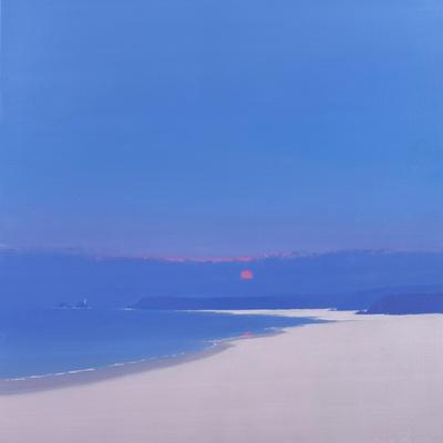 Sun Rising over the Bay, 1999