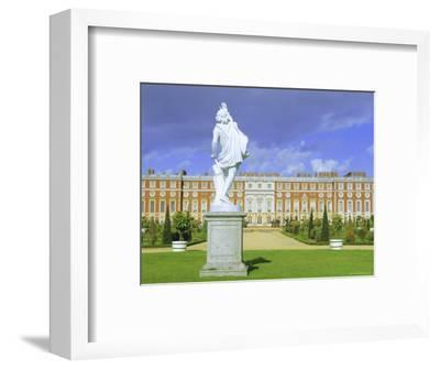 The Privy Garden, Hampton Court Palace, Hampton Court, Surrey, England, UK