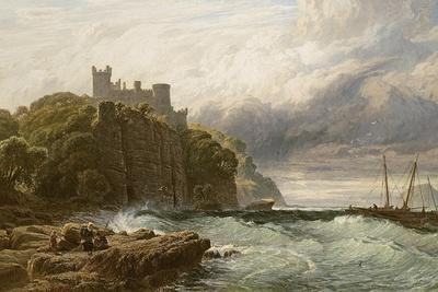 Culzean Castle, Ayrshire, 1877