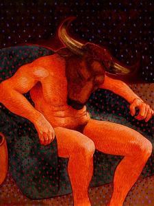 American Minotaur by John Newcomb