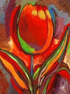 Kandinsky's Prize Tulip by John Newcomb