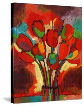 Kandinsky's Tulips by John Newcomb